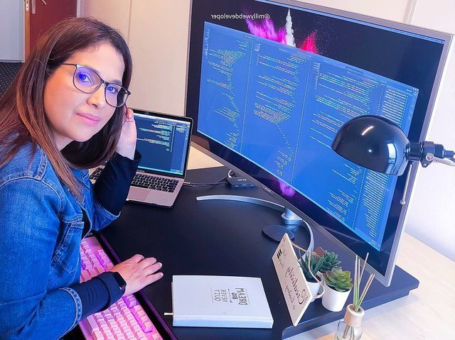 A life of learning with Coder Milly Berst